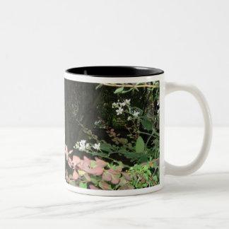 Jardin anglais mug