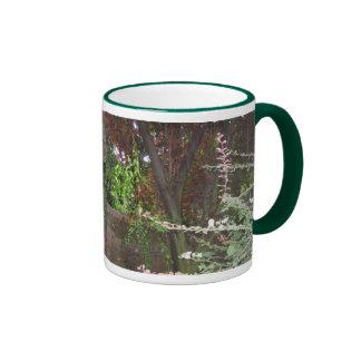 Jardin anglais mug à café