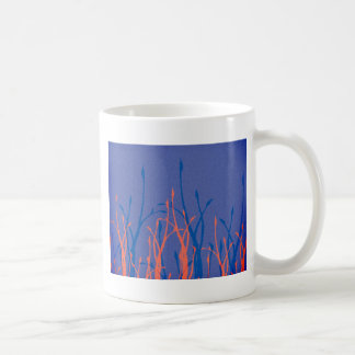 Jardin bleu tasses à café