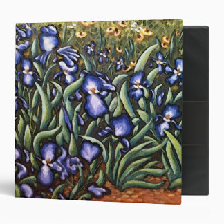 Jardin d iris