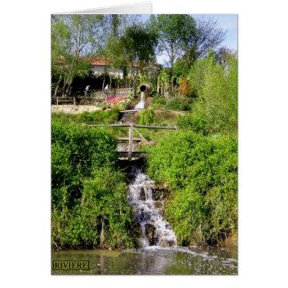 Jardin de Martel, France Card