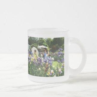 Jardin d'iris de Presby Mug