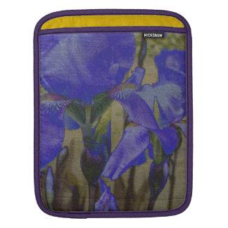 Jardin d'iris poches iPad