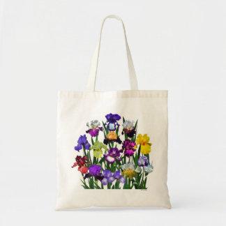 Jardin d'iris sac