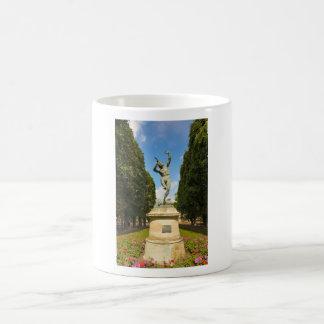 Jardin du Luxembourg in Paris Coffee Mug