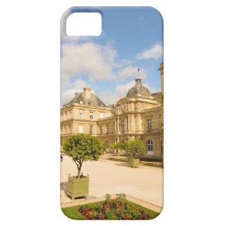 Jardin du Luxembourg in Paris iPhone 5 Case