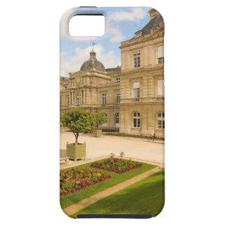 Jardin du Luxembourg in Paris iPhone 5 Cover