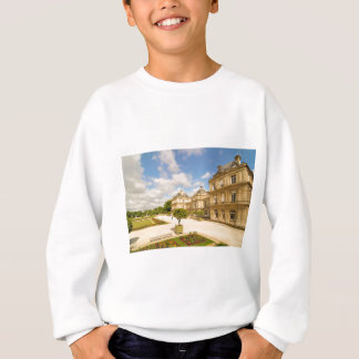 Jardin du Luxembourg in Paris Sweatshirt