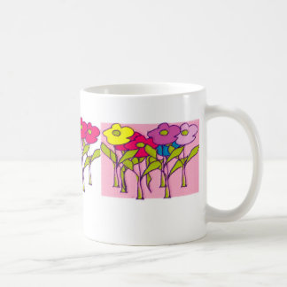 Jardin rose tasse