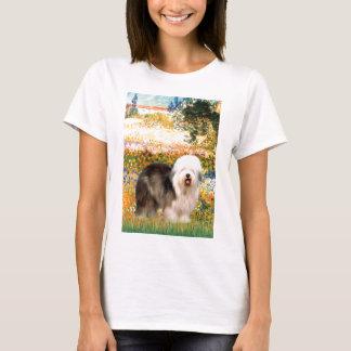 Jardin (VGogh) - le vieil anglais 12 T-shirt