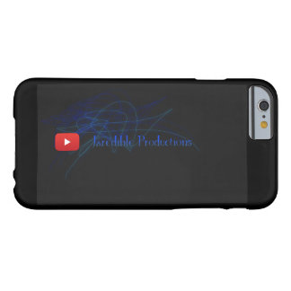 Jaredible Productions Phohe Case Barely There iPhone 6 Case
