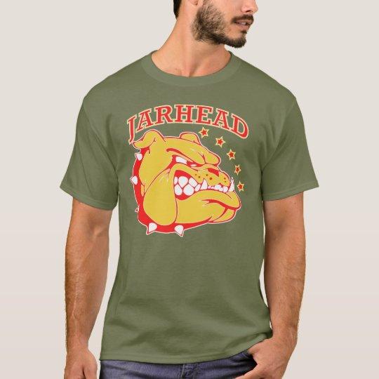 JARHEAD BULLDOG T-SHIRT