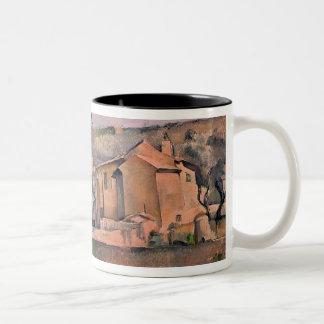 Jas de Bouffan, 1885-87 Two-Tone Coffee Mug