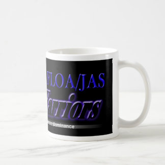 JAS Web Warrior Mug