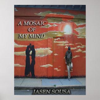 Jasen Sousa Mosaic Book Poster