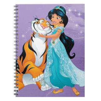 Jasmine | Besties Rule Spiral Notebooks