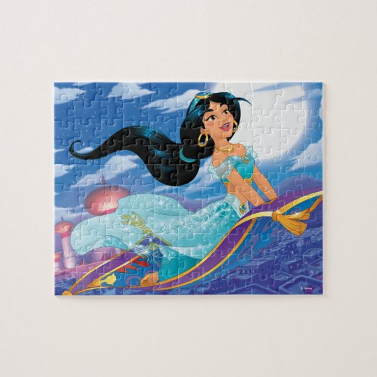 Jasmine | Dream Big Jigsaw Puzzle