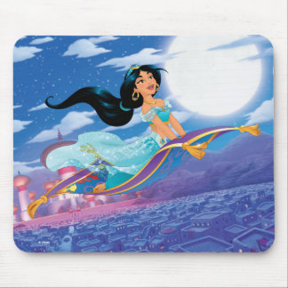 Jasmine | Dream Big Mouse Pad