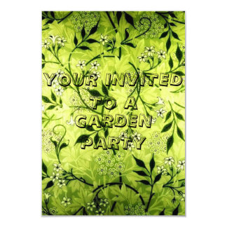 Jasmine Garden Party Invitation