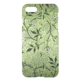 Jasmine iPhone 7 Clear Case