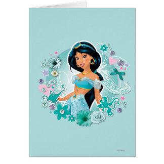 Jasmine - Princess Jasmine Card
