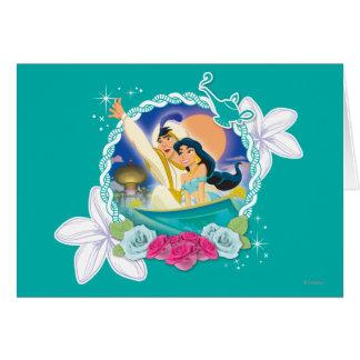 Jasmine - Ready for Adventure! Card