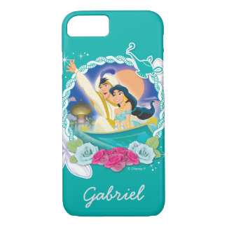 Jasmine - Ready for Adventure! | Your Name iPhone 8/7 Case