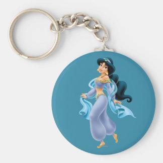 Jasmine Standing Key Chain