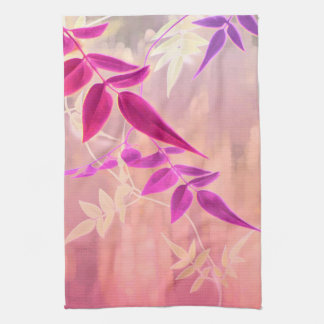 Jasmine Sunrise Kitchen Towel