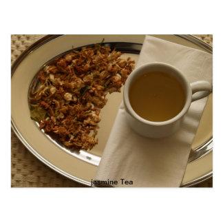 Jasmine Tea Post Card