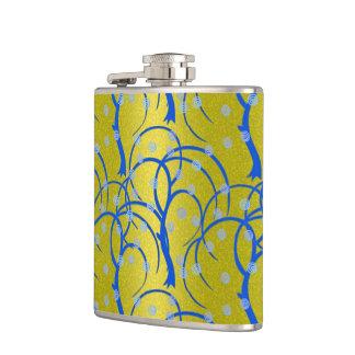 Jasmine Tree Flask