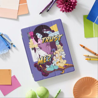 Jasmine | Trust Me iPad Cover