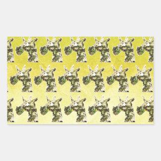 Jasmine Unicorn Sticker