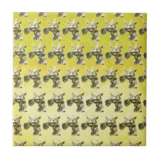 Jasmine Unicorn Tile