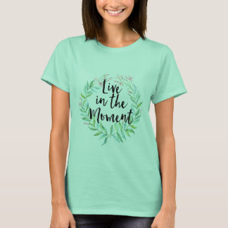 Jasmine Watercolor Moment T-Shirt