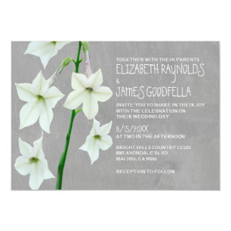 Jasmine Wedding Invitations