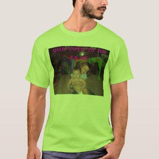 Jasmine's camera 012, OUR TUTU IS NO KA OI T-Shirt