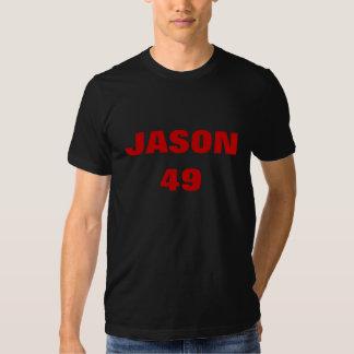JASON 49 TEE SHIRTS
