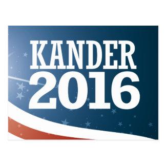 Jason Kander 2016 Postcard