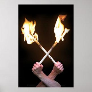 Jason. L Flame Poster 2
