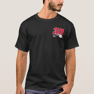 Jason Merriman #30 (black) T-Shirt