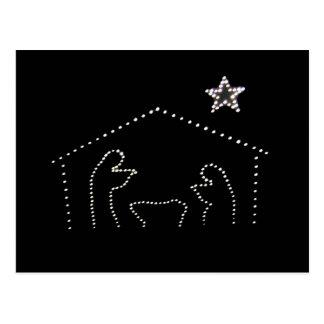 Jason Nativity Postcard