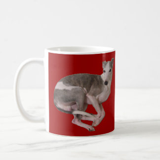 Jason the whippet mug