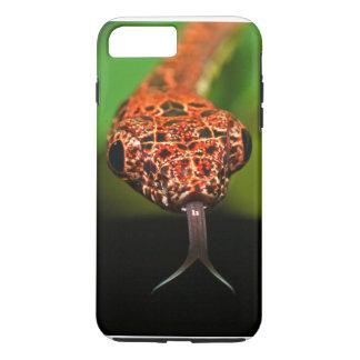 Jasper Cat Snake iPhone case