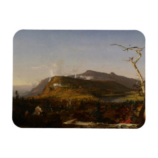 Jasper Francis Cropsey - Catskill Mountain House Rectangular Photo Magnet