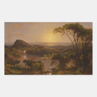 Jasper Francis Cropsey - Summer, Lake Ontario