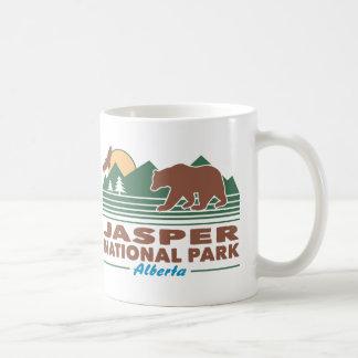 Jasper National Park Bear Coffee Mug