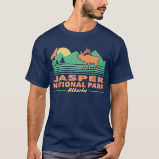 Jasper National Park Elk T-Shirt