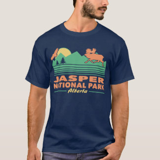 Jasper National Park Moose T-Shirt