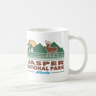 Jasper National Park Mule Deer Coffee Mug